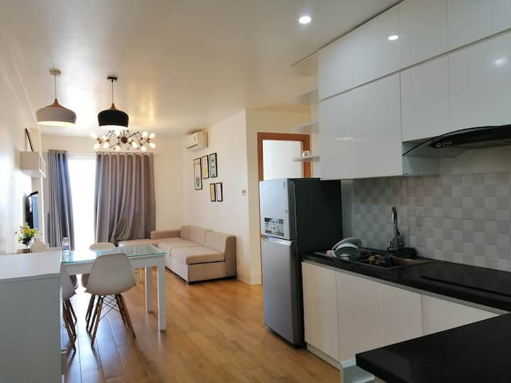Wonderful two bed-room apartment