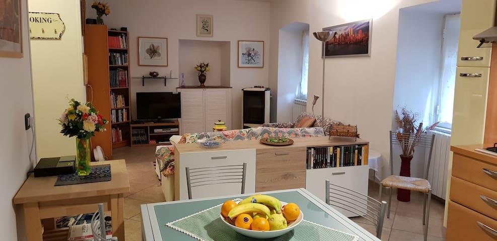 ''La soffitta sul Borgo'' near 5 TERRE Wi Fi Free