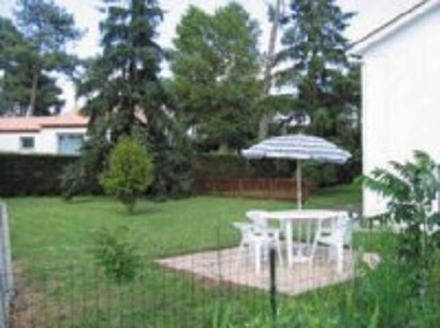 Location appartement vacances - Jard-sur-Mer - Wohnung