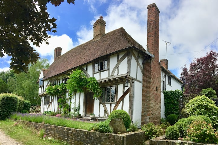 High Birch - Grade II* listed character house