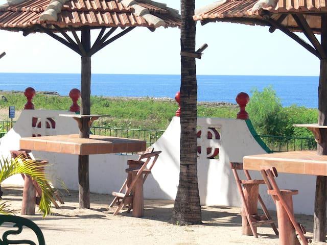 FINCA LOS COLORADOS-Habitacion No.2 - Playa Rancho Luna - Gjestehus