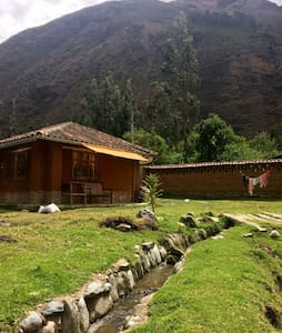 Lovely Casita in the Sacred Valley + QUAD BIKE - Ollantaytambo