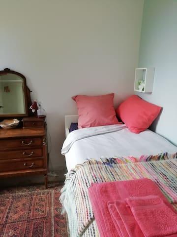 Chambre calme la Rochelle