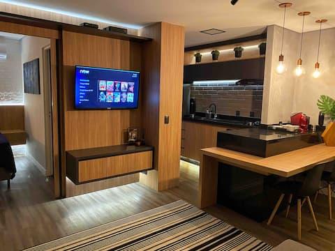 Apartamento Luxuoso e Moderno no Cambuí [34]