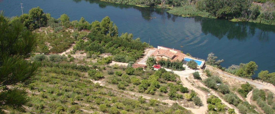 El Figueral - Benifallet - 別荘