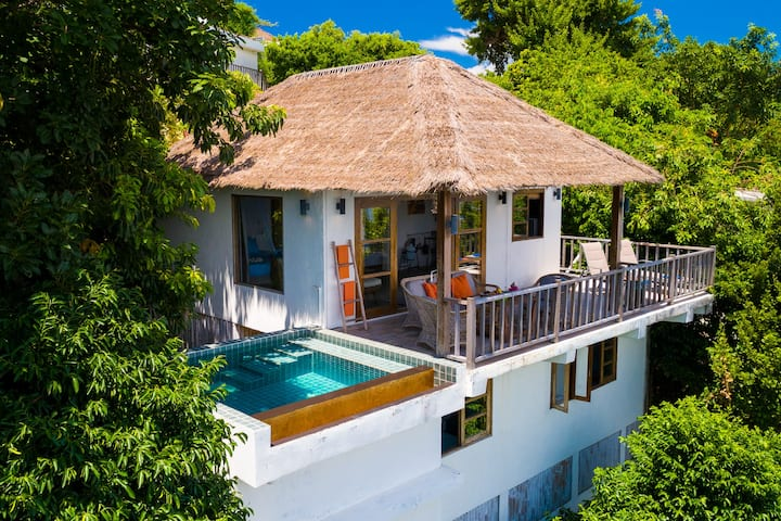 The Travelly House with private pool