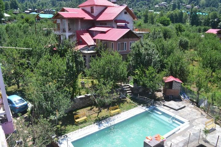 Bharhka Countryside Cottage Resorts