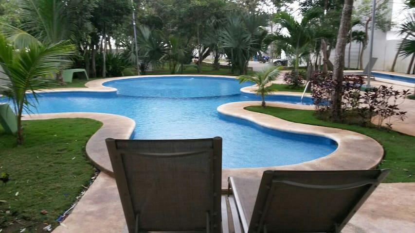 2 Floor Full House Privacy and Comfort in Paradise - Playa del Carmen - Hus