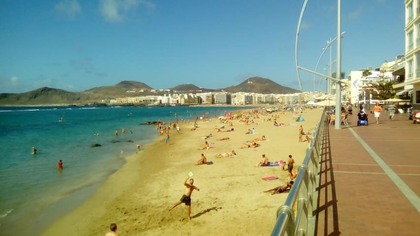 nice studio for two people near las Canteras - Las Palmas de Gran Canaria