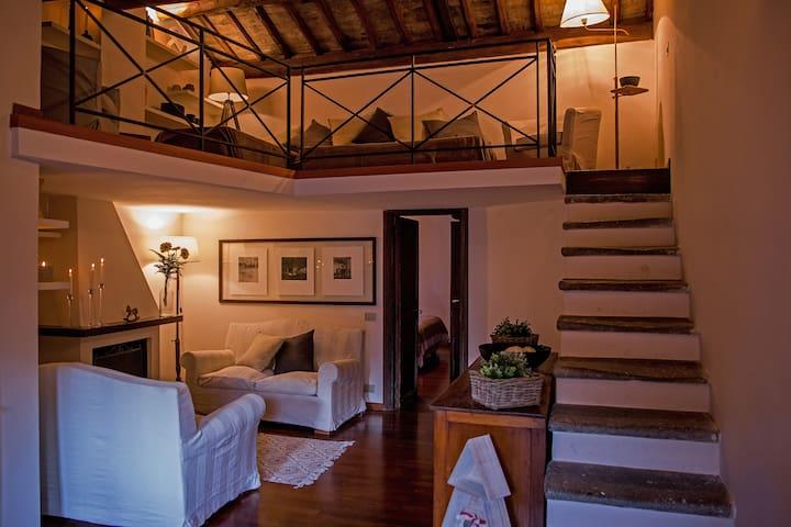 Luxury apartment in via del Mattonato