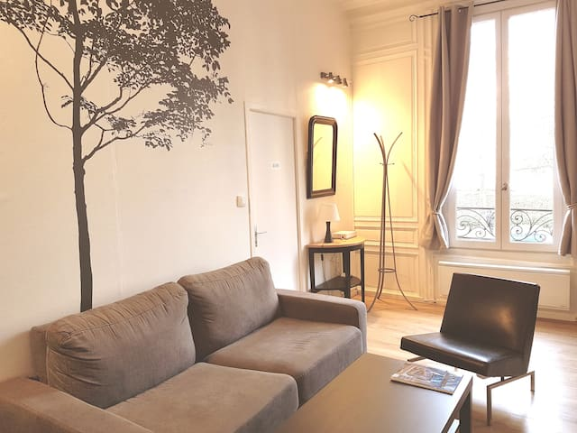 The place to stay in Rouen - L'Haussmannien
