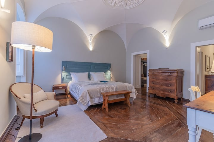 Casa d'Olivença Master Suite