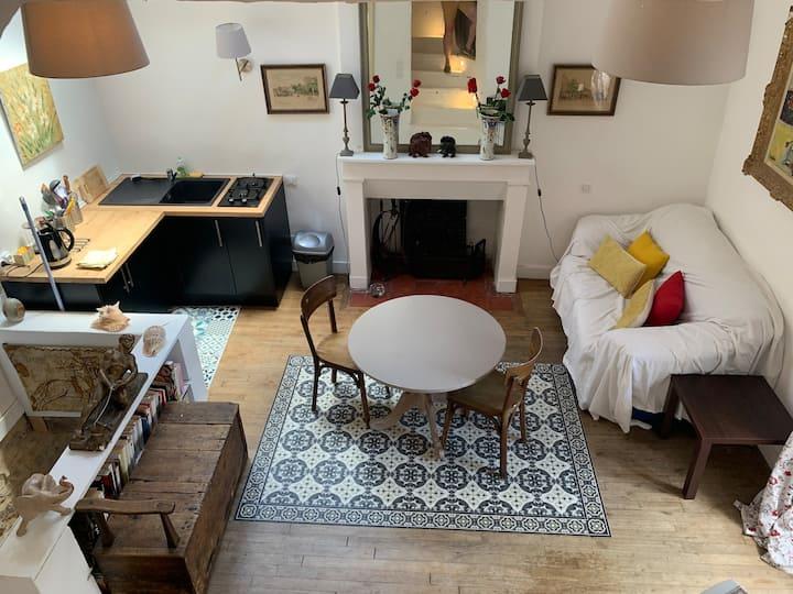 Duplex + wifi + kitchenette + piscine chauffée