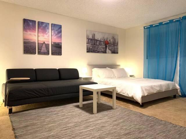 E2- LA Convenient Home (Master Suite) 华人民宿 (n)