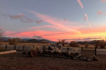 Little Shasta, CA- country retreat on cattle ranch