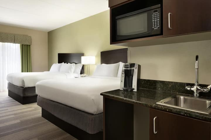 Enjoyable Suite Two Beds At North Area