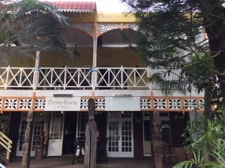 Maison Coloniale à l'Anse Vata 2