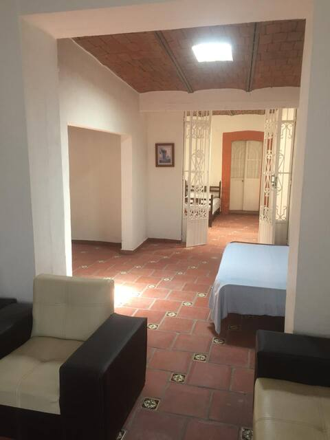 Cómodo Alojamiento en R. de Romos, Aguascalientes