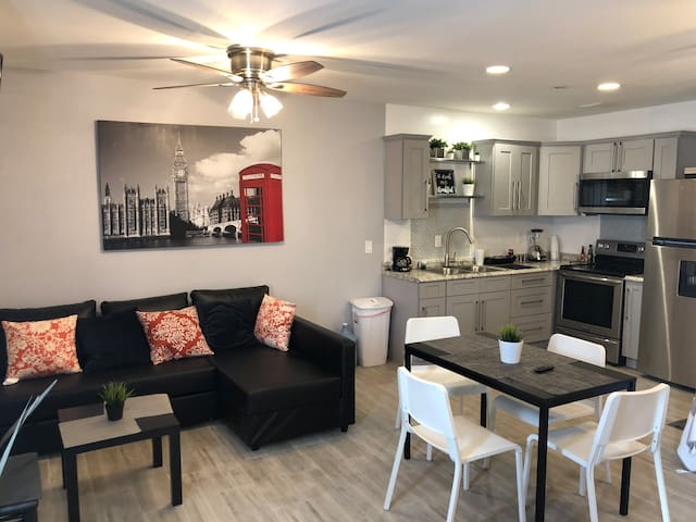NEW LUXURY CONDO 2 bedroom + 6 guest-affordable
