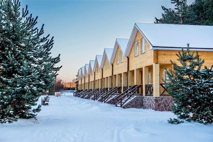 Коттедж в Солотче