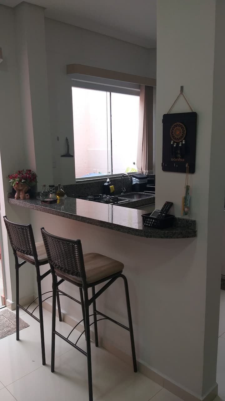 Apartamento 500 metros  do mar Campeche