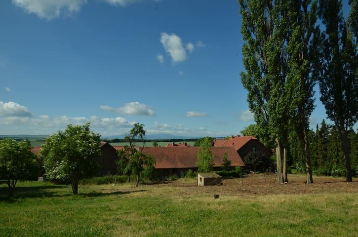 Gästebereich auf idyllischem Gutshof in Beierstedt - Beierstedt