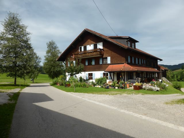 Sunny apartment in Weitnau - Weitnau - Appartement