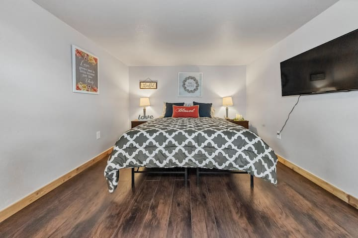 St. Pete's Central Arts District Tiny home
