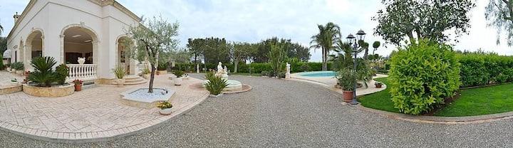 Villa Castalia