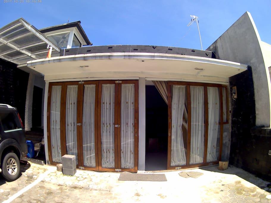 Studio Entrance 2