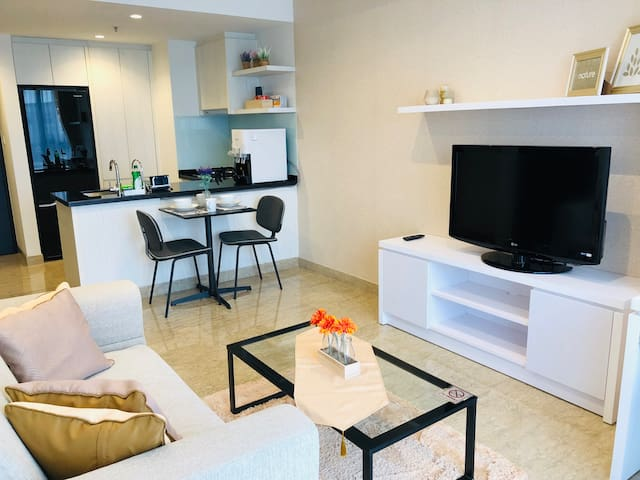 SL-1BR Apartment Branz BSD City