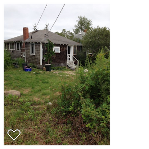 Woods Hole Cottage - Centrally Located with a view