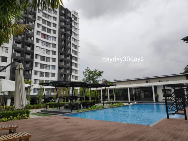 A27 Welcome to Ipoh - #Oasis Condominium @ Simee