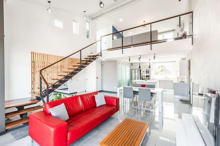 Modern Loft near Lindora Santa Ana