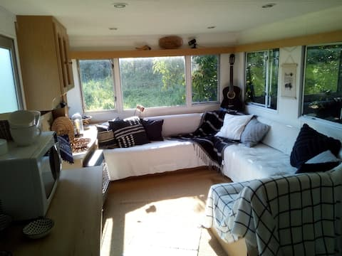 Orchard glamping/ gite near the pyrenees