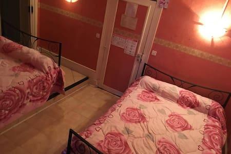 chambre au calme pour 4 perssonnes - Saint-Pourçain-sur-Sioule