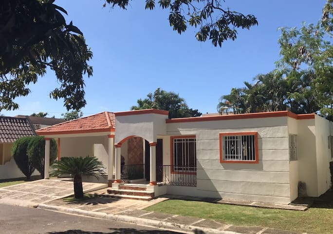 Fully Furnished House - Santiago De Los Caballeros - House