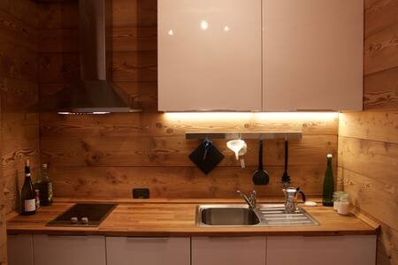 Cozy Bilo-Apartment Ski on Foot and Free WI-FI - Breuil-Cervinia - Appartement