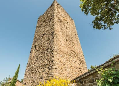 Hamlet of Bordo San Biagio a Colle - Tower - House