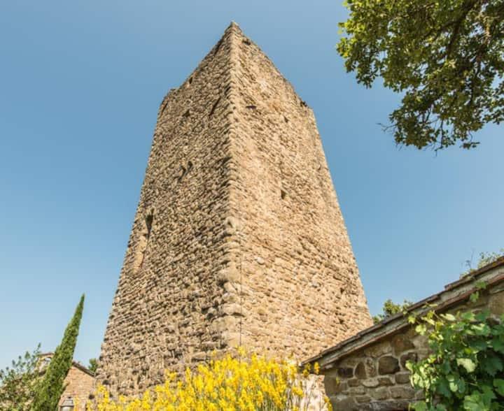 Hamlet of Bordo San Biagio a Colle - Tower