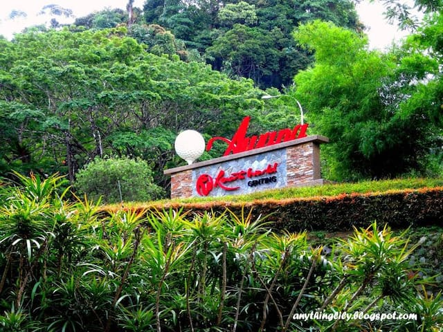 Awana Genting Apartment - Genting Highlands - Apartment