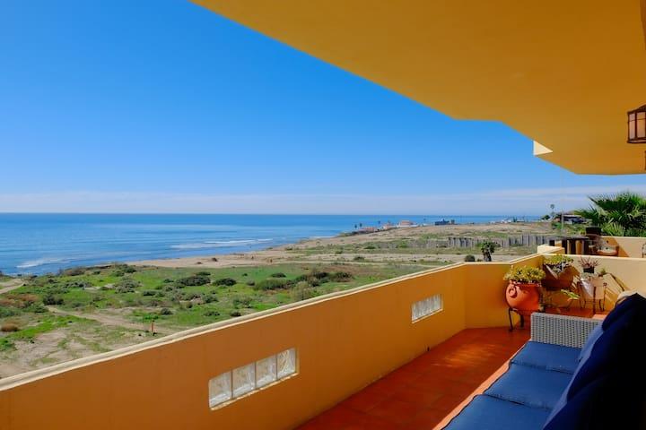 Stunning Ocean View Condo - Puerto Nuevo - Condominium