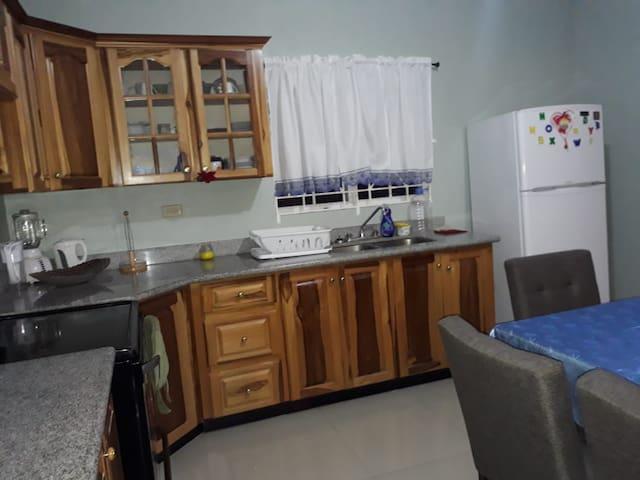 Comfy and Homey Kingston Home