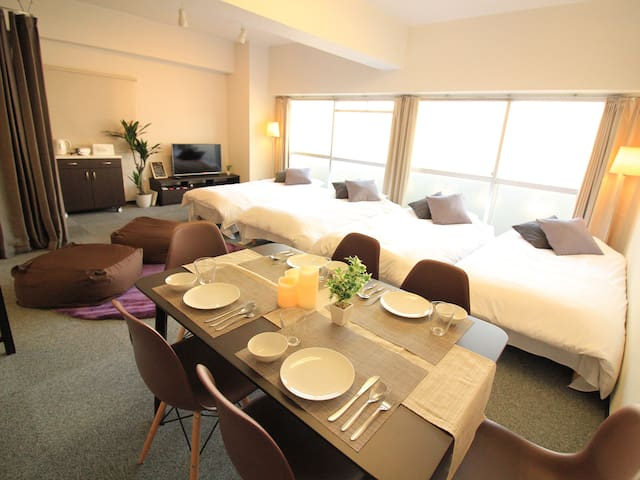 10min Nagoya st/Comfirting residential area/1N