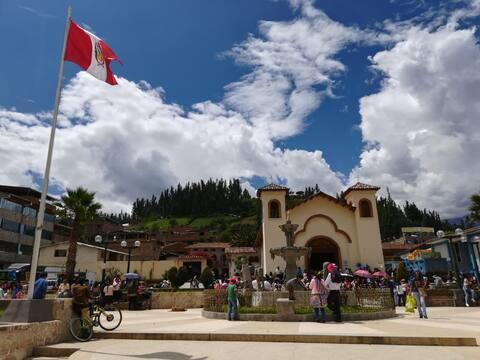 Casa espaciosa camino a Lagunas y Nevados