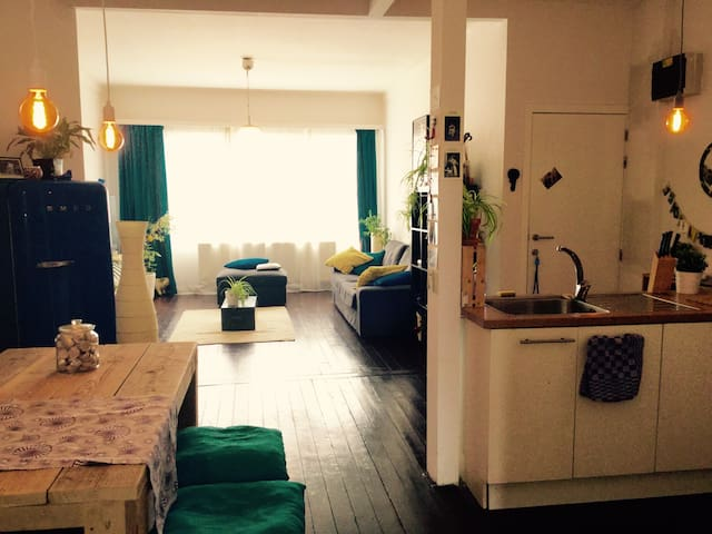 Clean 'n' Cosy appartment Antwerp - Antwerpen - Departamento