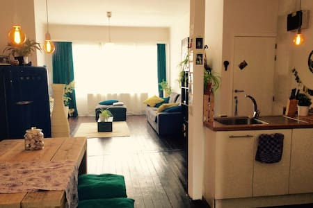 Clean 'n' Cosy appartment Antwerp - Antwerpia - Apartament