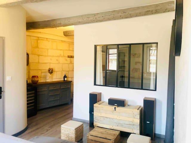 Appartement Intra Muros Rue des Teinturiers