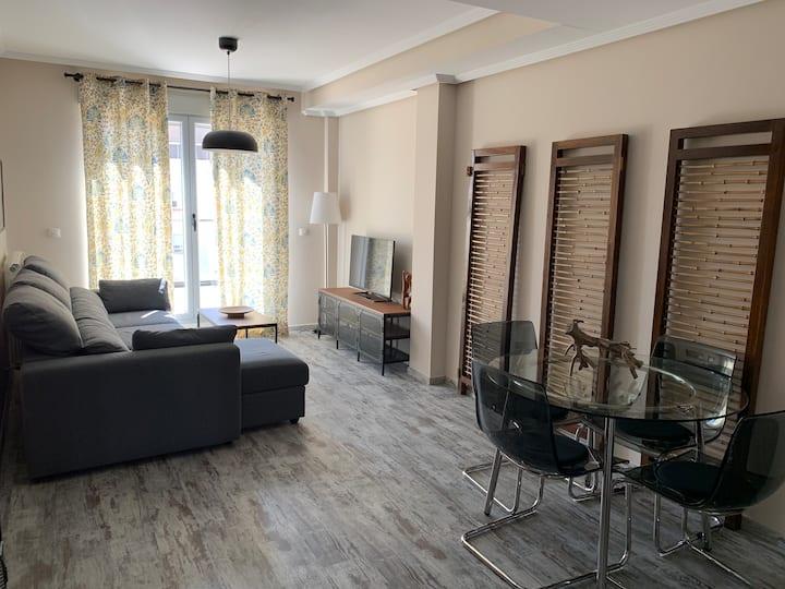 Apartamento ATICO ALEGRIA CENTRO