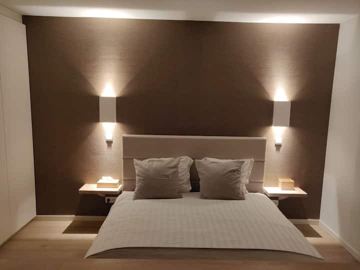 Luxery New-build apartment